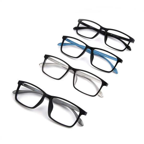 Good Quality Optical Frame – Fashion Tr90 Men Style Wholesale Eyewear Optical Frame#2688 – Optical detail pictures