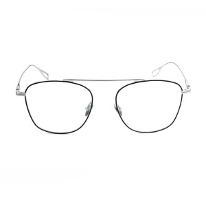 Fashion Designers Metal Wholesale Pure Titanium Eyeglass Frames #89154T