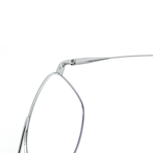 Good Quality Optical Frame – Fashion Designers Metal Wholesale Pure Titanium Eyeglass Frames #89154T – Optical detail pictures