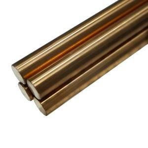 Popular Design for Cube Strip - Copper Cobalt Beryllium Alloy Rod And Wire(CuCoBe C17500) – Kinkou