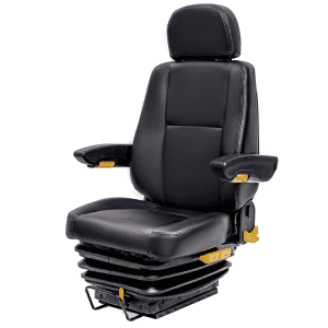 Discount wholesale Air Ride Lawn Mower Seats - YQ30 Luxury Air suspension seat – Qinglin Seat