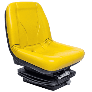 New Arrival China Seat Slide - YY63 New design farm tractor lawn mower seat – Qinglin Seat