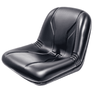 OEM manufacturer Tractor Seat John Deere - YY61 Garden machinery lawn mower seat with draining hole – Qinglin Seat