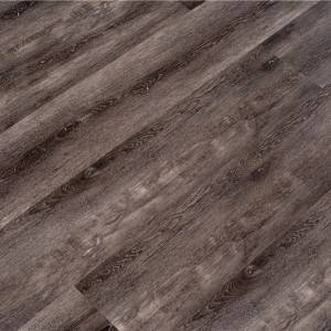 Fireproof Wooden Design SPC Click Vinyl Flooring Planks