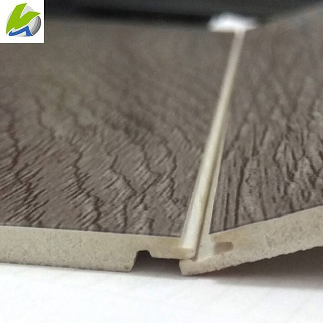100% Original Grey Vinyl Flooring - Cheapest indoor Interlocking 100% Virgin Plank Vinyl Wood Plastic PVC Flooring – Kenuo