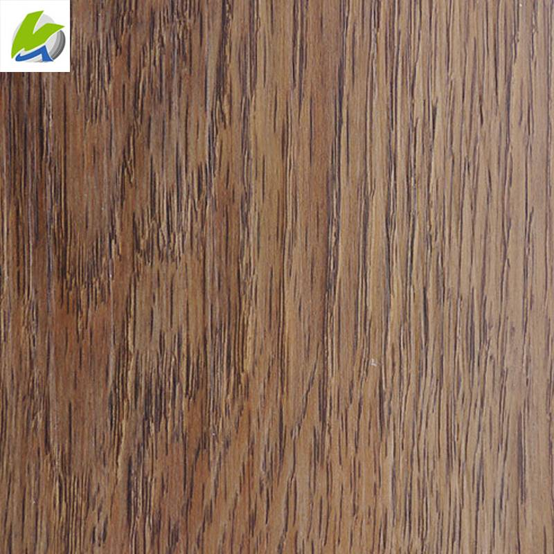 China New Product Outdoor Vinyl Plank Flooring - 4mm 5mm high gloss waterproof Interlocking flooring laminate flooring – Kenuo detail pictures