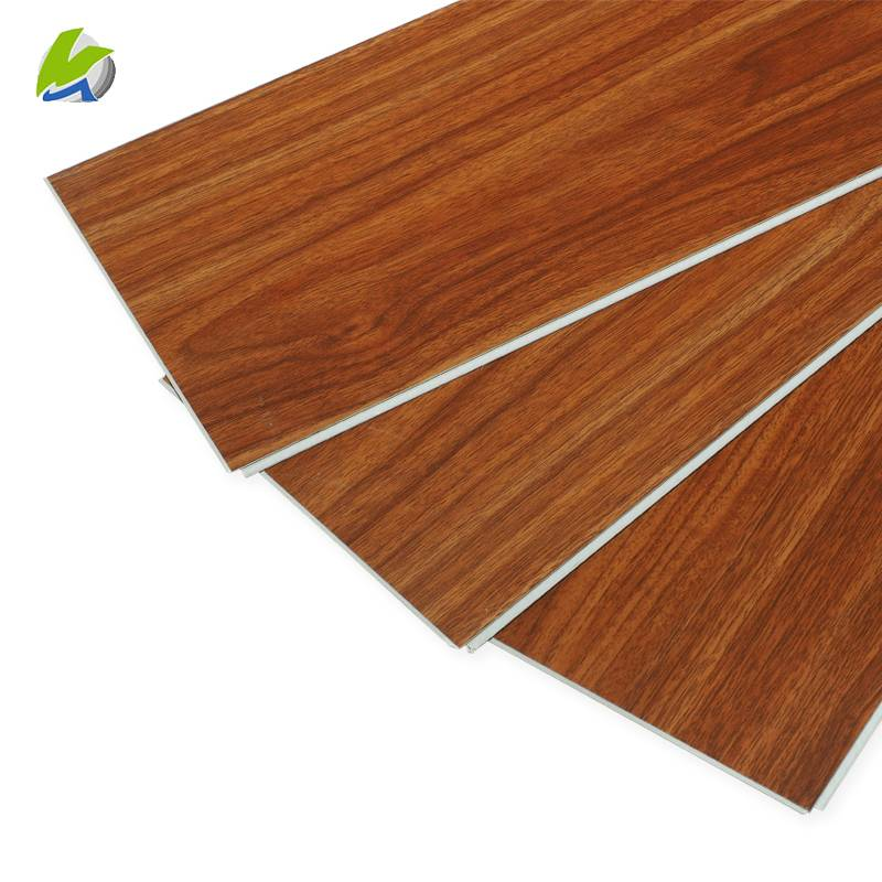 Indoor use anti-static luxury pvc floor tile spc vinyl flooring