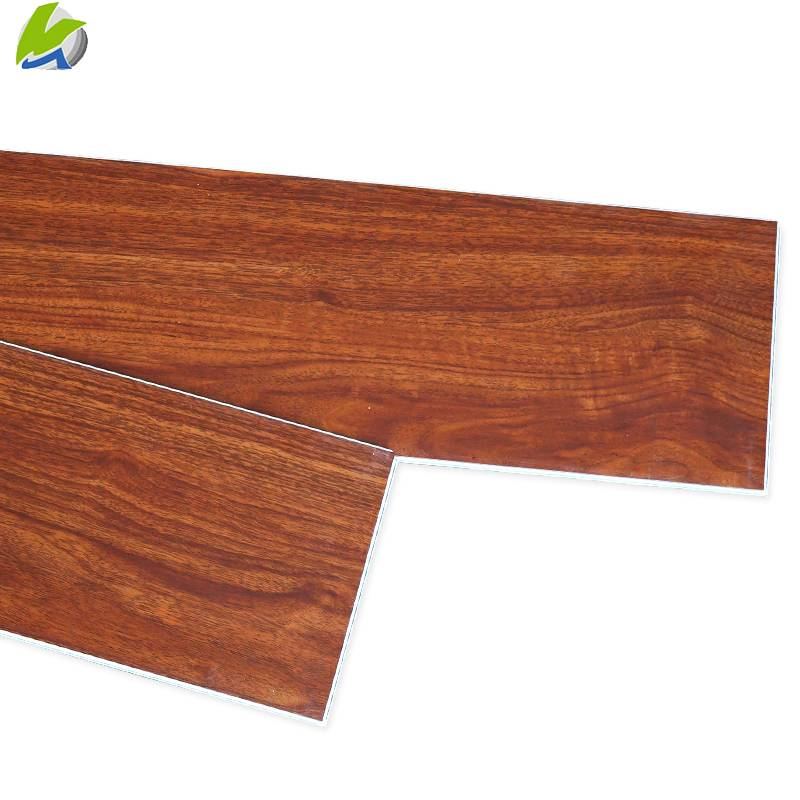 One of Hottest for Pvc Vinyl Flooring - Waterproof and fireproof vinyl floor plank wood PVC flooring tiles – Kenuo