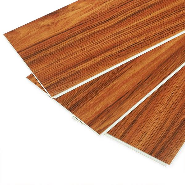 Low price for Spc Max Flooring - Most popular commercial indoor plastic flooring  sheet looks like wood – Kenuo detail pictures