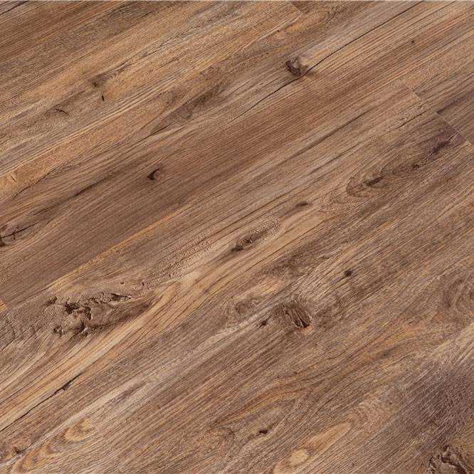China New Product Outdoor Vinyl Plank Flooring - 4mm 5mm high gloss waterproof Interlocking flooring laminate flooring – Kenuo Featured Image