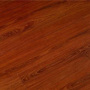 Hot sale Woven Vinyl Flooring - New design luxury wood grain SPC interlocking floor tiles vinyl plank flooring pvc – Kenuo