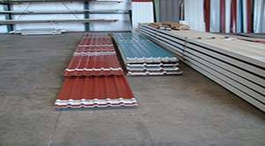 Wholesale Corrugated Roofing Tile