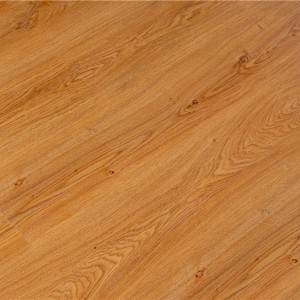 Top feedback plastic wood grain SPC/PVC vinyl flooring for home