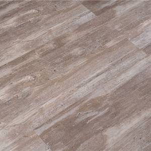 Reasonable price for Light Grey Vinyl Flooring - PVC material antibacterial surface treatment vinyl plank wood look flooring – Kenuo