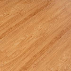 High quality 8mm sound absorption laminate wood interlocking HDF flooring