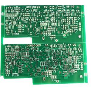 Super Lowest Price Bare Printed Circuit Board - 1.6mm fast prototype standard FR4 PCB – Kangna