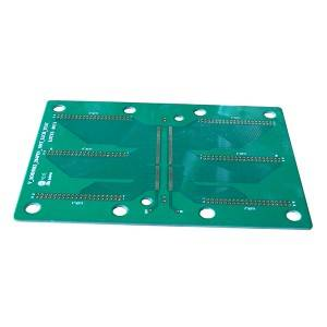 3 oz solder mask plugging ENEPIG heavy copper board