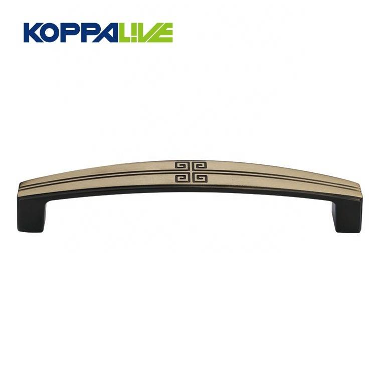 100% Original Brass Bathroom Accessories – Wholesale antique cupboard handle long wardrobe cabinet pull handles for furniture accessories – Zhangshiwujin