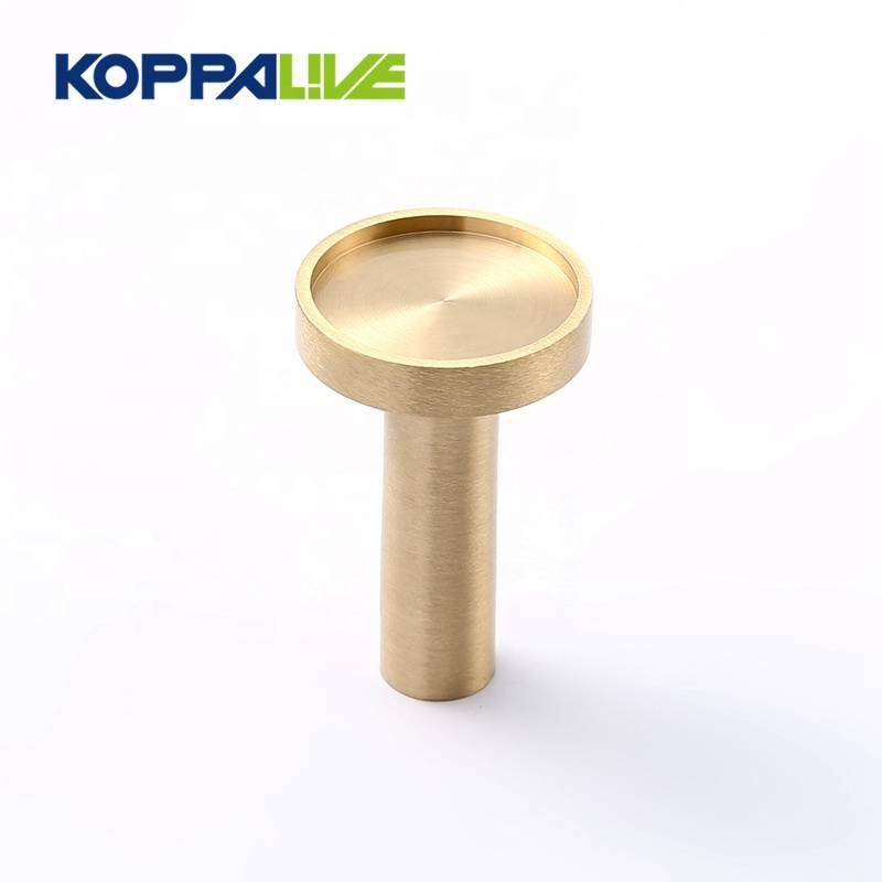 New Arrival China Antique Clothes Hooks - High quality bedroom bathroom furniture modern nordic brass clothes coat hook , wall towel hooks – Zhangshiwujin