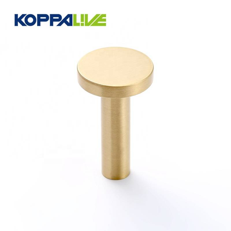 Modern style useful beauty brass furniture hardware vintage gold wall clothes coat hook