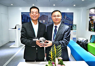 SKF is rooted in China and Shanghai Kaiquan is going global