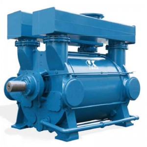 Reliable Supplier Centrifugal Horizontal End Suction Pump - 2BEK Series Water Ring Vacuum Pumps – KAIQUAN