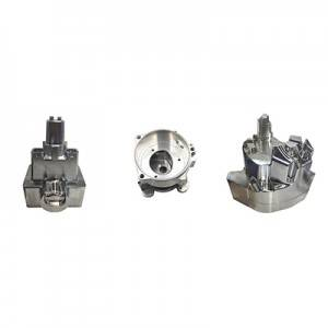 One of Hottest for Engineering Machine Parts - PRECISION PARTS PROCESSING – K-Tek