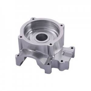 Low MOQ for Construction Machine Parts - MACHINE PARTS PROCESSING – K-Tek