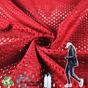 PriceList for Ribbed Activewear Fabric - Bird Eye/Eyelet Mesh Fabric with 100%Polyester for Sportswear/Leggings/Yoga Wear/T-Shirt/Fitness KWS20-8013 – Kuanyang