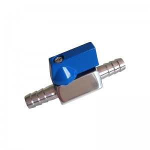 China New Product 1pc Flanged Ball Valve - MINI Ball Valve Hose Nipple/Hose Nipple B151S – Kuntai