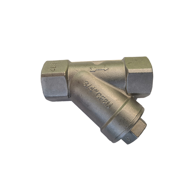 OEM Customized 3 Piece Ss Ball Valve - Y Strainer Y601 – Kuntai