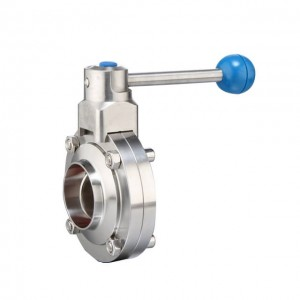 Professional China Sanitary Ball Valves – Sanitary Butterfly Valves – Kuntai