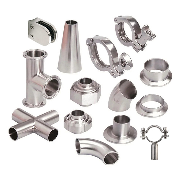 High Quality Sanitary Valves - Sanitary Fittings – Kuntai