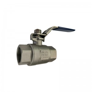 Reliable Supplier Three Way Ball Valve Stainless Steel - 2PC Ball Valve DIN3202-M3 Heavy Type B231 – Kuntai