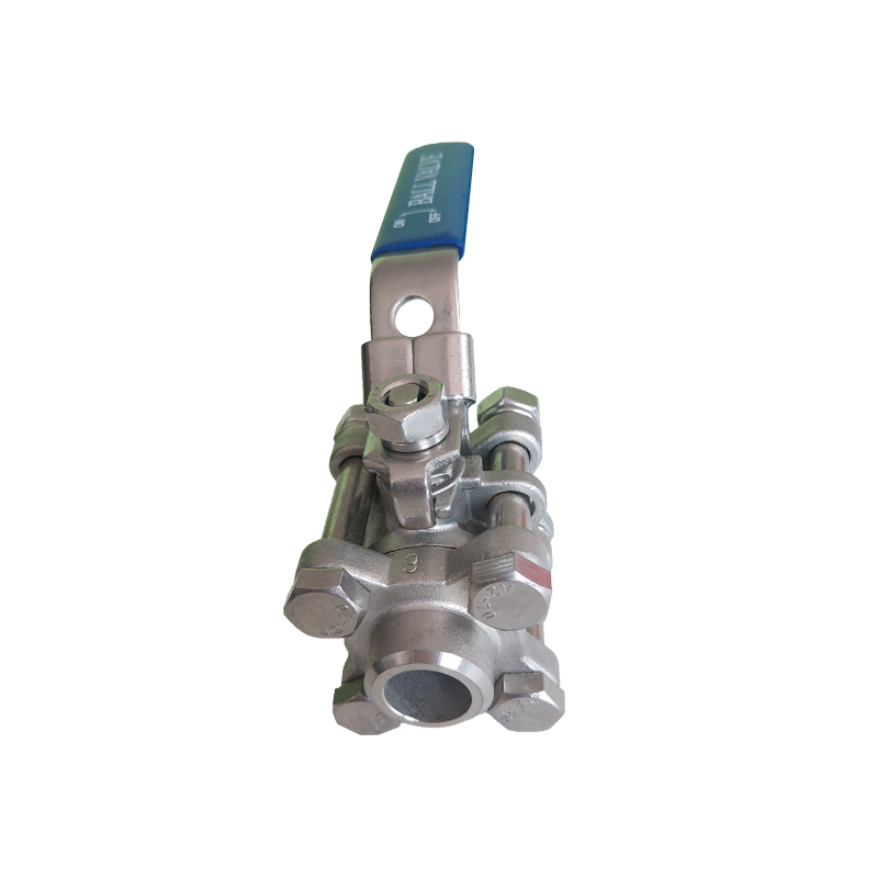 Factory Free sample Industrial Ball Valve - 3PC Ball Valve with Butt Welding End B302 – Kuntai
