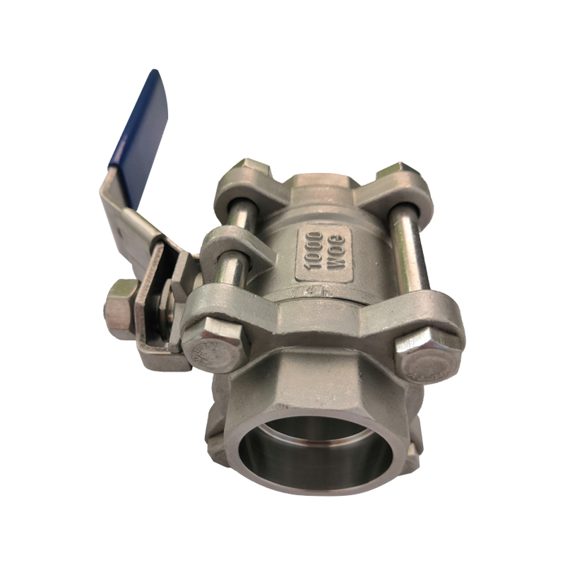 OEM manufacturer Socket Weld Ball Valve Stainless Steel - 3PC Ball Valve with Socket Welding End B303 – Kuntai