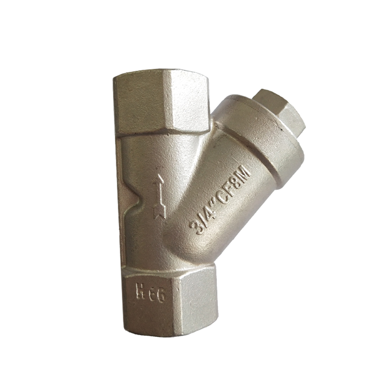 China wholesale Flanged Ball Valve Asme Standard - Y Strainer Y601 – Kuntai
