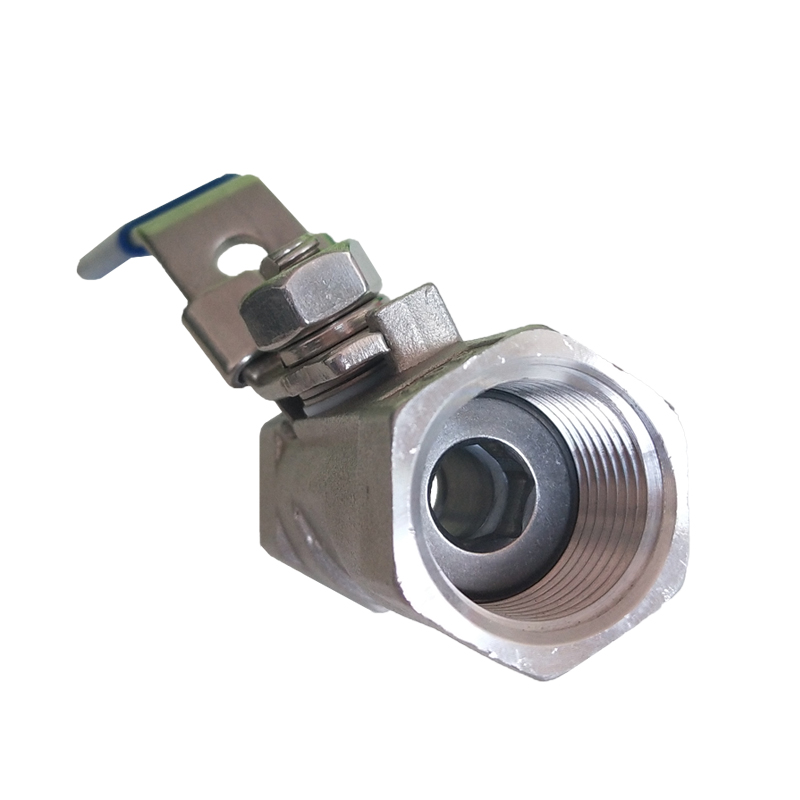 Hot New Products Flange Ball Valve - 1PC Ball Valve B101 – Kuntai