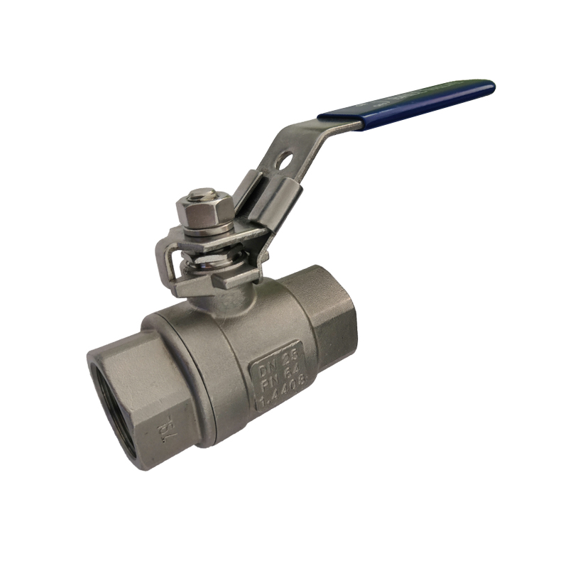 OEM China Ball Valve 2 Piece - 2PC Ball Valve DIN3202-M3 Heavy Type B231 – Kuntai detail pictures