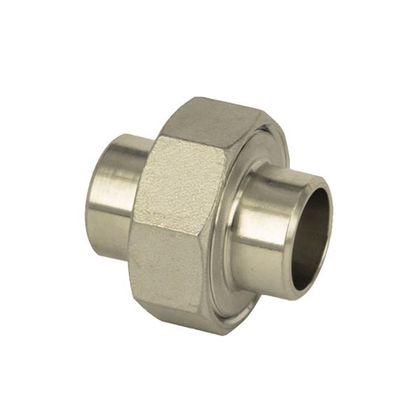 OEM Manufacturer Stainless Steel Nipple Fittings - Union Flat BW/BW – Kuntai
