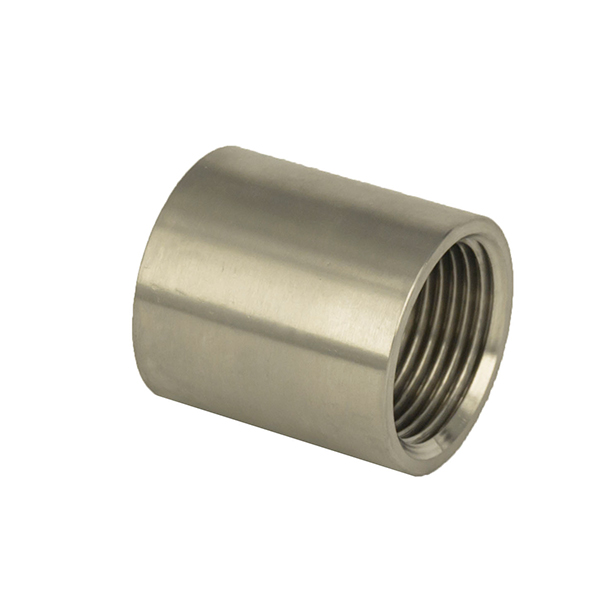Good quality Stainless Steel Threaded Fittings - Coupling – Kuntai
