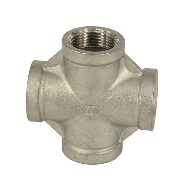 2019 High quality Stainless Steel Coupling - Cross – Kuntai