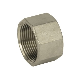 Super Lowest Price Stainless Steel Barbed Hose Fittings - Hex Cap – Kuntai