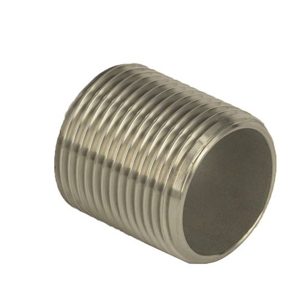 Wholesale Stainless Steel 304l Pipe Fittings - Parrel Nipple – Kuntai