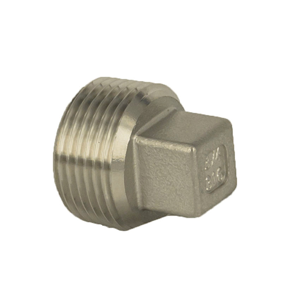 OEM Factory for Ss Union Fittings - Square Plug – Kuntai
