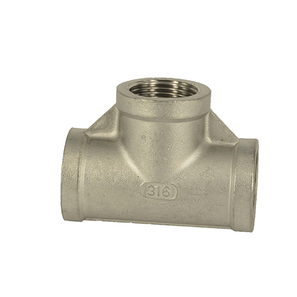Cheap price Ss Plumbing Fittings - Tee – Kuntai