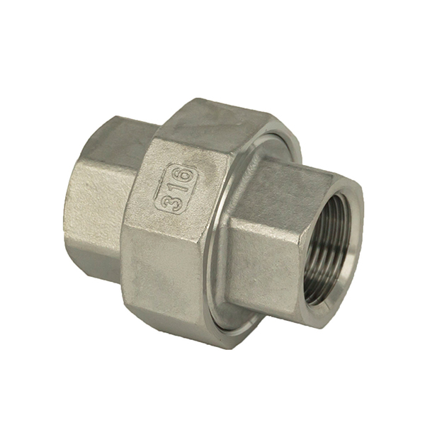 Super Lowest Price Stainless Steel Barbed Hose Fittings - Union Conical F/F – Kuntai