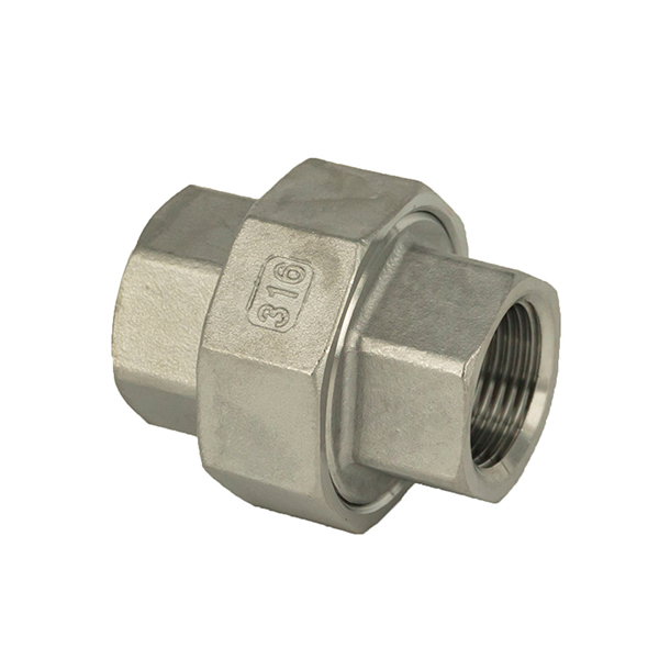 Bottom price Stainless Steel Plumbing Pipe Fittings - Union Flat F/F – Kuntai