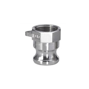 China Factory for Brewing Camlock Fittings - Quick Coupling Type A – Kuntai
