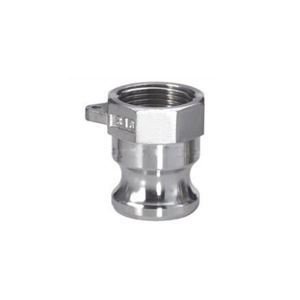 Manufacturer of 1 Inch Camlock Fittings - Quick Coupling Type A – Kuntai